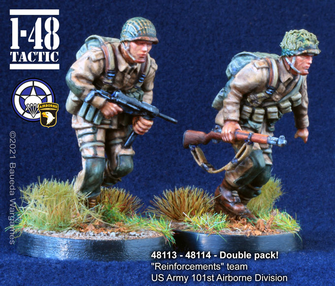NEW US AIRBORNE REINFORCEMENTS TEAM OUT NOW!
